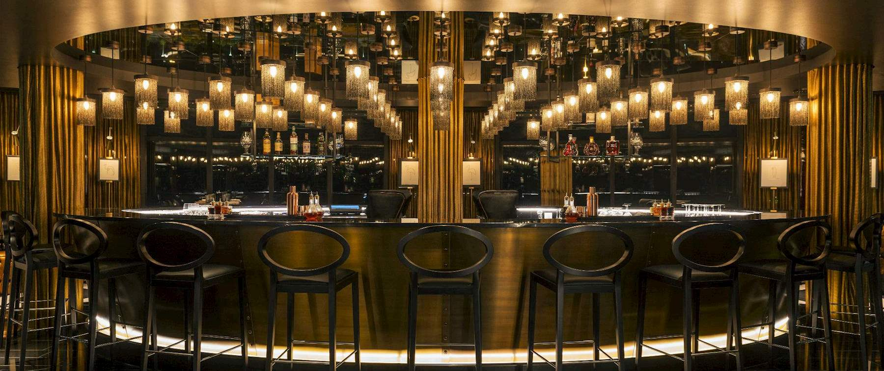 Stratos Revolving Lounge Bar & Grill